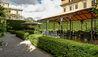 Villa Spalletti Trivelli : Restaurant Exterior