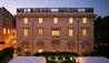 Villa Spalletti Trivelli : Exterior At Night