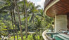 Four Seasons Resort Bali at Sayan : Spa Jacuzzi