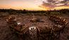 Vumbura Plains : Boma Bush Bar