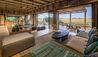 Vumbura Plains : South Camp Lounge
