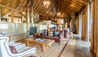 Makanyi Private Game Lodge : Main Lodge Lounge