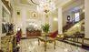 Grand Hotel Majestic Già Baglioni : Lobby