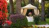 Royal Hotel Sanremo : Romantic Dinner in the Gardens
