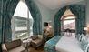 Grand Hotel Portovenere : Corner Deluxe Room