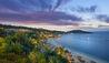 Mandarin Oriental, Bodrum : Exterior and Beach at dusk