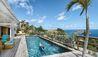 Villa Marie Saint Barth : Pool Area