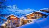 Saint Hubertus Resort : Hotel Exterior Winter