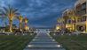Kempinski Hotel Muscat : Courtyard
