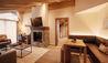 The Capra : Penthouse Suite - Living Area