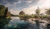 Anantara Golden Triangle Elephant Camp & Resort : Infinity Pool View