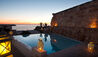 Don Ferrante : Hotel Pool At Sunset