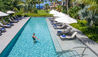 The Sandpiper : The Sandpiper: Pool Area
