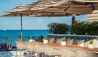 The Sandpiper : The Sandpiper: Harold's Bar - Beachside Deck