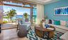 Eden Roc Cap Cana : Beachfront Suite - Living Room