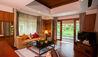 Deluxe Pool Villa Lounge