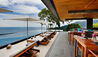 Kura Design Villas : Ocean View Restaurant