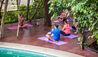 Arenas Del Mar : Yoga