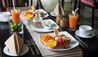 The Wallawwa : Breakfast Dining