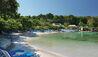 Deluxe Villas at Round Hill : Private Beach