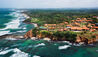 Cape Weligama : Aerial View Of Resort