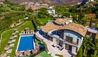Villa El Cano : Aerial View