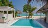 Kanuhura : Retreat Beach Pool Villa Exterior