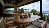 Silver Turtle : Outdoor Dining Area