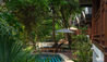 Water Pool Villa Terace