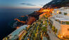 Monastero Santa Rosa Hotel & Spa : Pool & Gardens