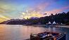 The Ritz-Carlton, Langkawi : Overwater Bar