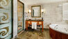 Kempinski Hotel Barbaros Bay Bodrum : One Bedroom Suite Bathroom