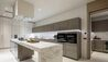 Silversands Grenada : Beachfront Villa Kitchen And Pantry areas