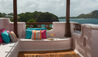 Cap Maison Villas : Ocean View Villa with Pool and Roof Terrace - Private Roof Terrace 2