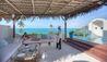 Matemwe Retreat : Rooftop Relaxation