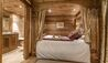 Chalet Chopine : Bedroom One And Ensuite