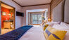 Chalet Elephant Blanc : Bedroom Three And Ensuite