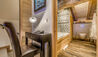 Chalet Elephant Blanc : Bedroom Five En Suite