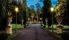 Villa Cortine Palace : Driveway