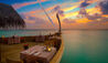 Milaidhoo Island Maldives : Batheli Sunset
