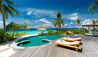Milaidhoo Island Maldives : Beach Residence Exterior