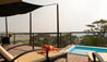 Lemala Kuria Hills Lodge : Tented Suite Private Plunge Pool