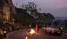 Lemala Kuria Hills Lodge : Campfire