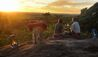Lemala Kuria Hills Lodge : Sundowners