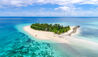 Thanda Island : Aerial View Of Island
