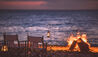Thanda Island : Beachfront Campfire