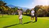 Hotel Botanico & The Oriental Spa Garden : Golf