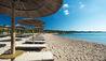 Hotel Cala di Volpe : Beach