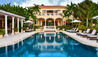 La Casa Estate House at Jumby Bay Island : Swimming Pool And Exterior