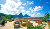 Jade Mountain : Celestial Terrace